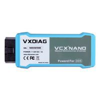 WIFI Version VXDIAG VCX NANO 5054 ODIS V4.0.0 Support UDS Protocol and Multi-language